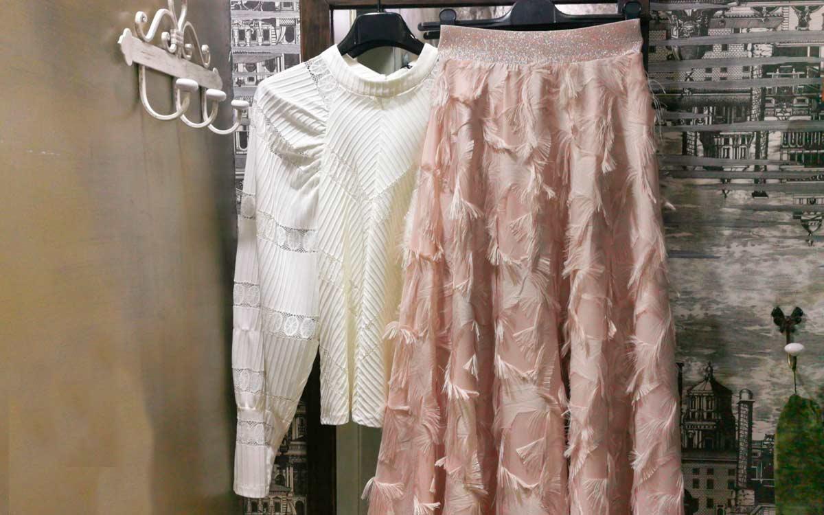 Faldas Midi Elegantes