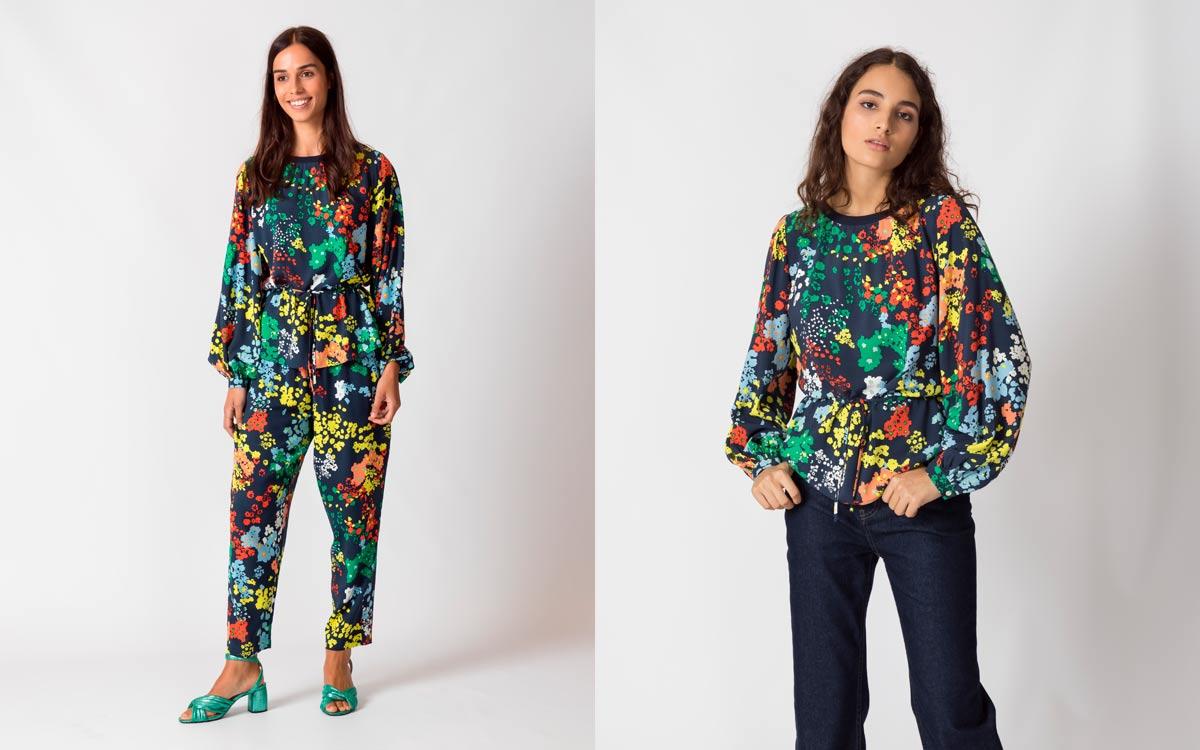 Pantalones Ecológicos Mujer