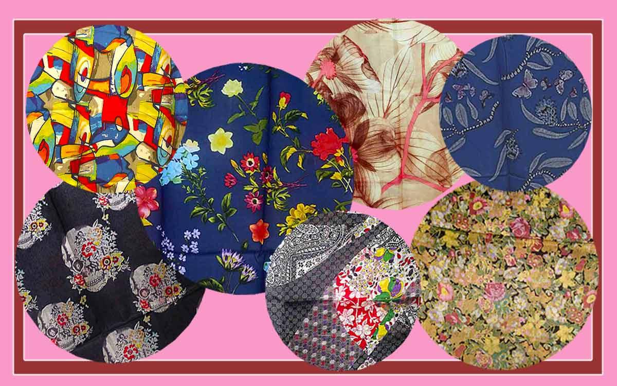 Fulares de Seda Natural. La estrella de las fibras textiles.