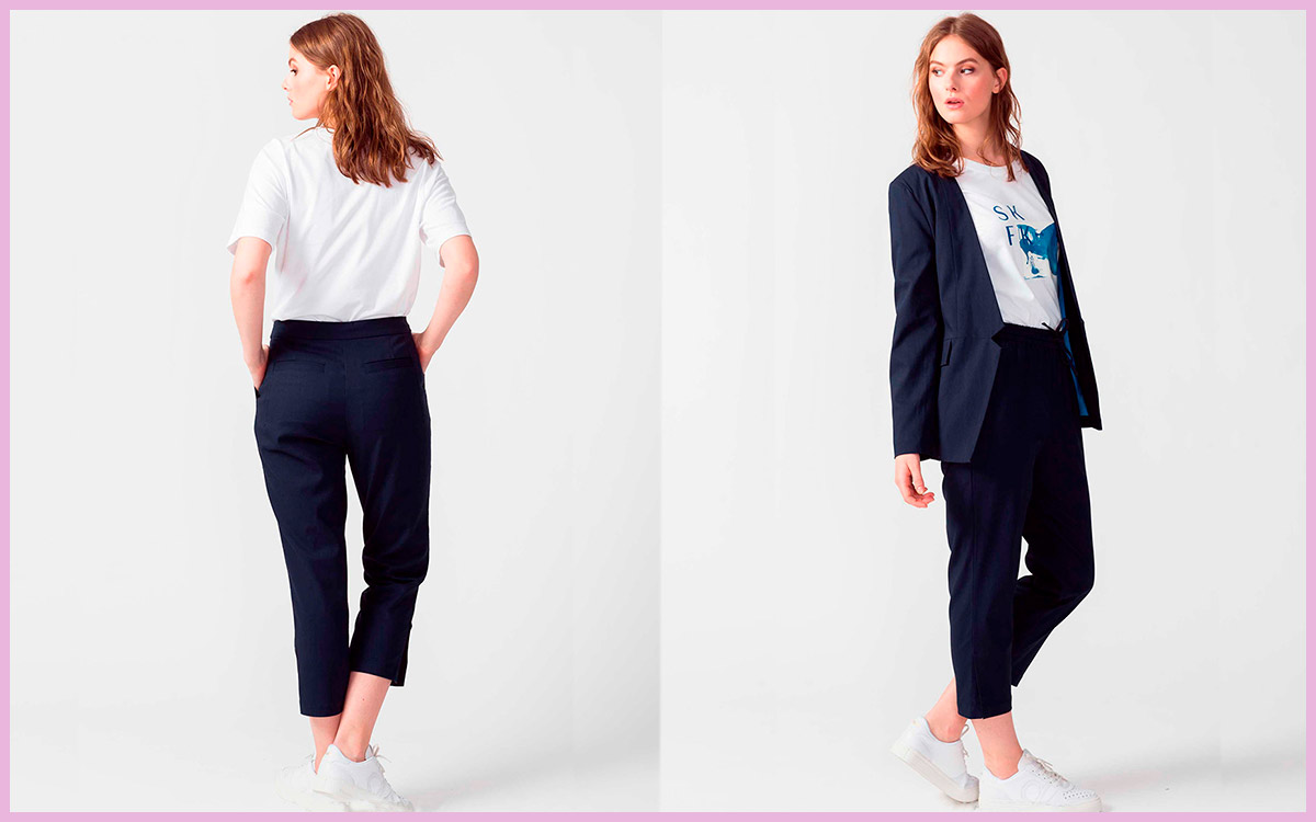 Pantalones Ecológicos