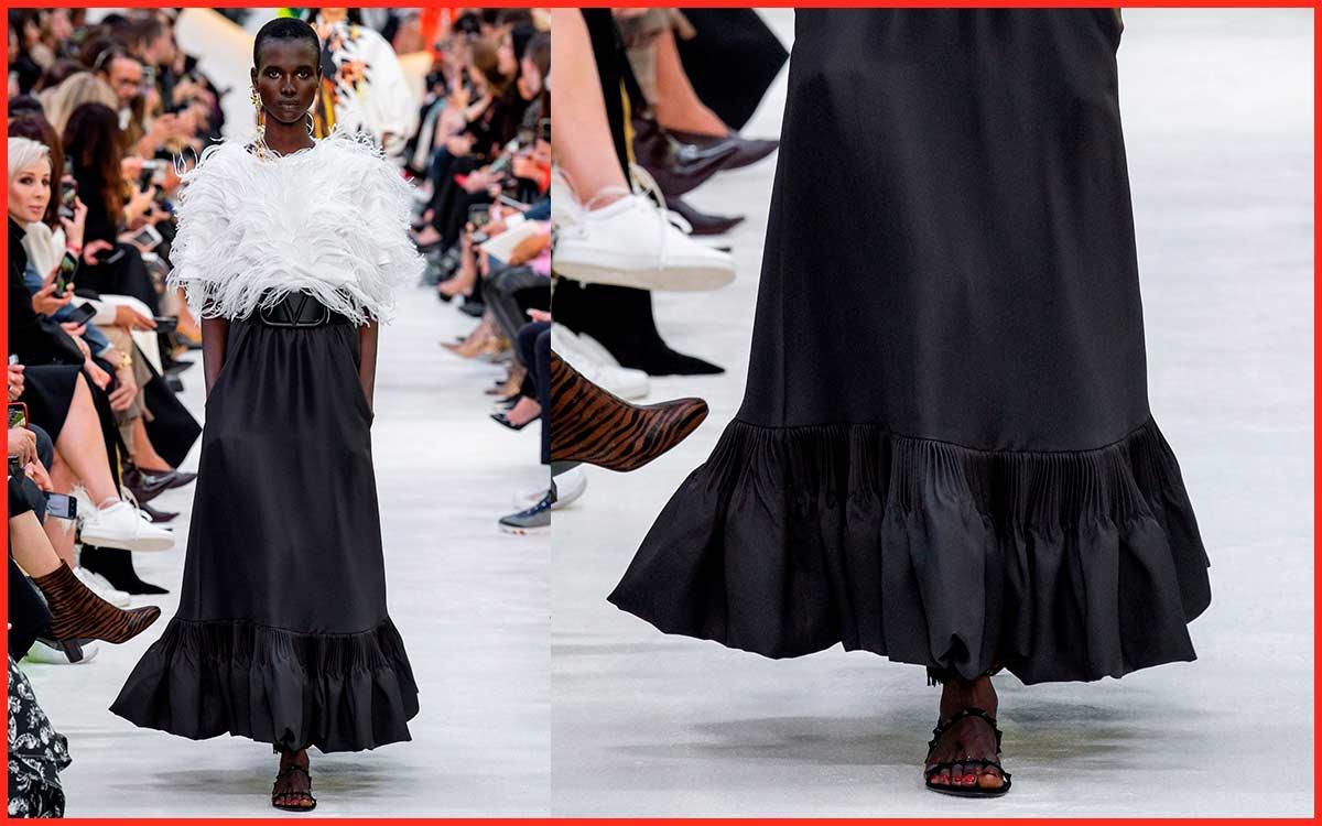 Faldas Largas Elegantes Para Bodas
