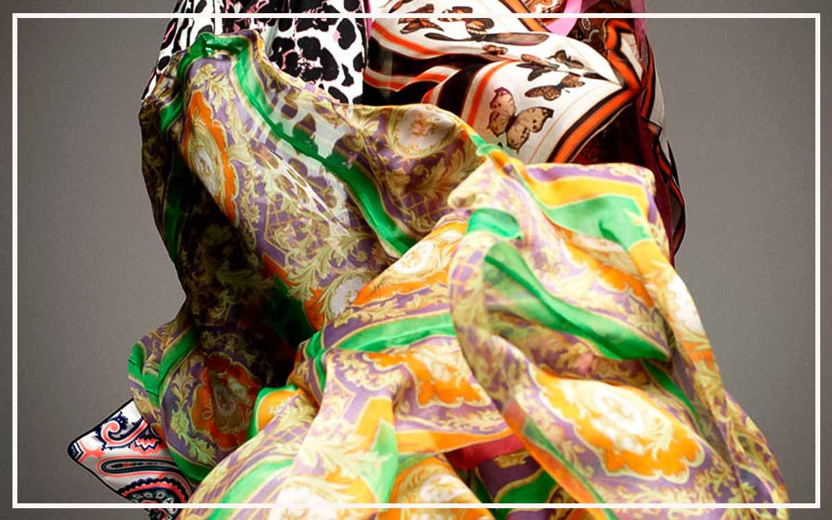 Comprar Pañuelos De Seda Online