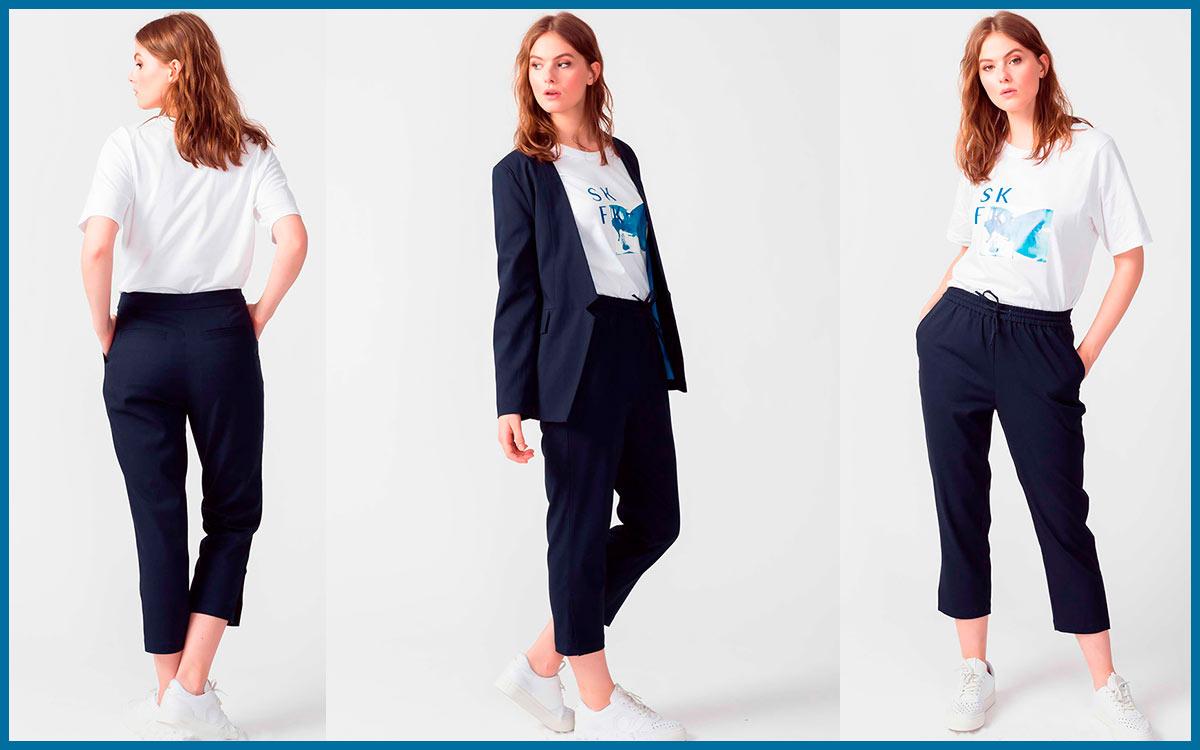 Pantalones Cómodos Verano Mujer