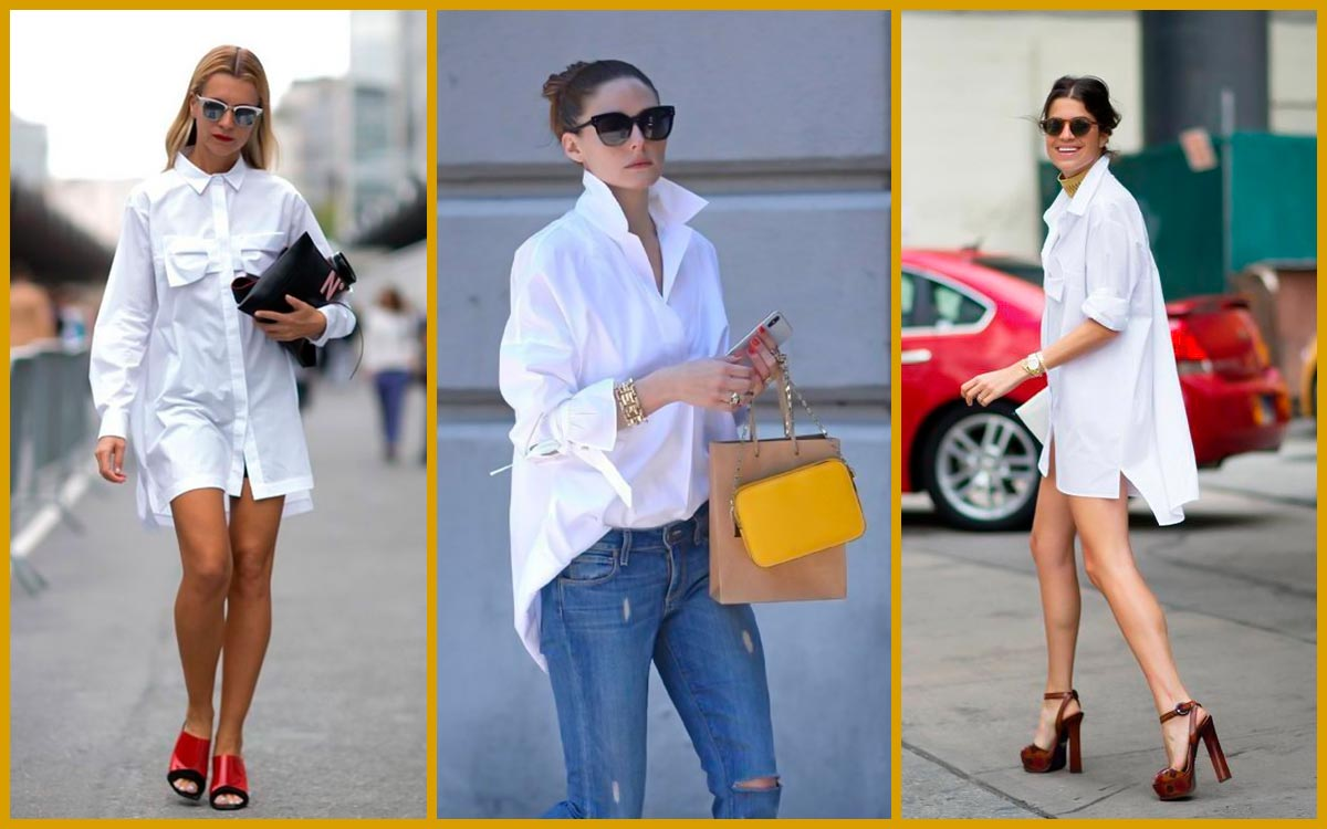 Blusas Oversize Mujer