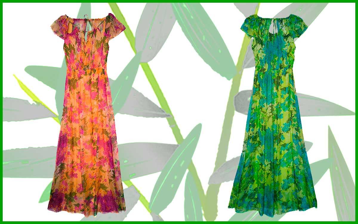 Vestidos De Primavera Largos