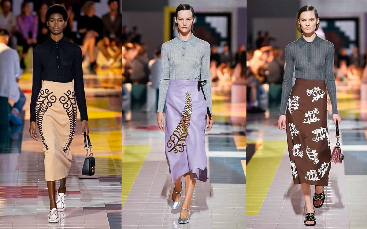 Faldas Con Diseños Originales