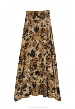 Falda estampado camuflaje