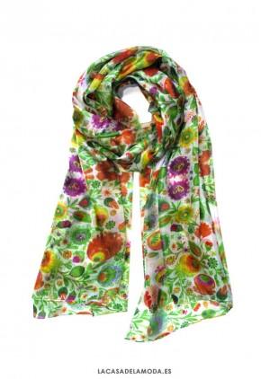 diseño atemporal d95c5 89ec8 Pañuelos de Mujer - LACASADELAMODA