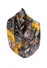 Pañuelo de seda doble Habotai