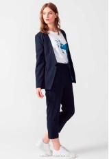 Pantalón mujer goma cintura