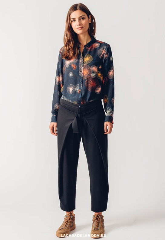Pantalón urbano mujer