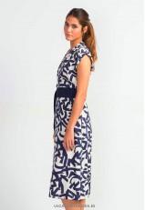 Vestido ecológico de tejidos naturales
