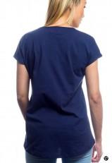 Camiseta para salir de fiesta con frase de algodón